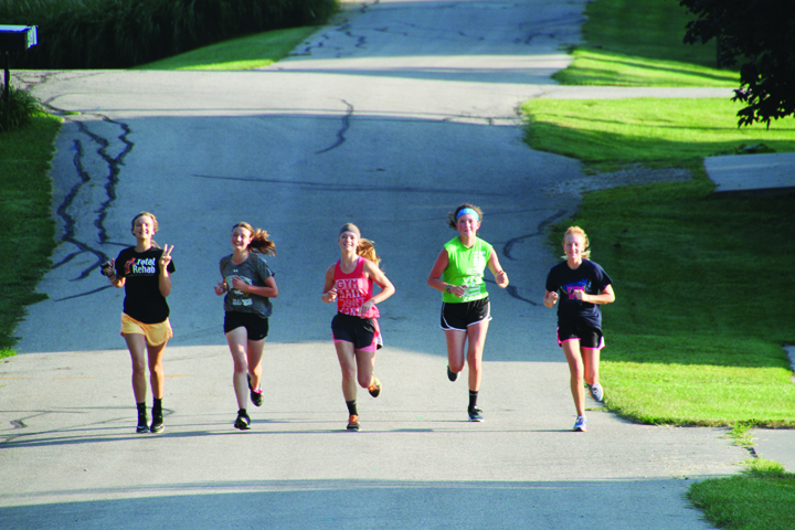 Cross-country newcomers make for full boys, girls teams