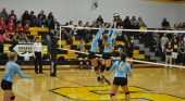 L-S volleyball finishes fifth in SICL