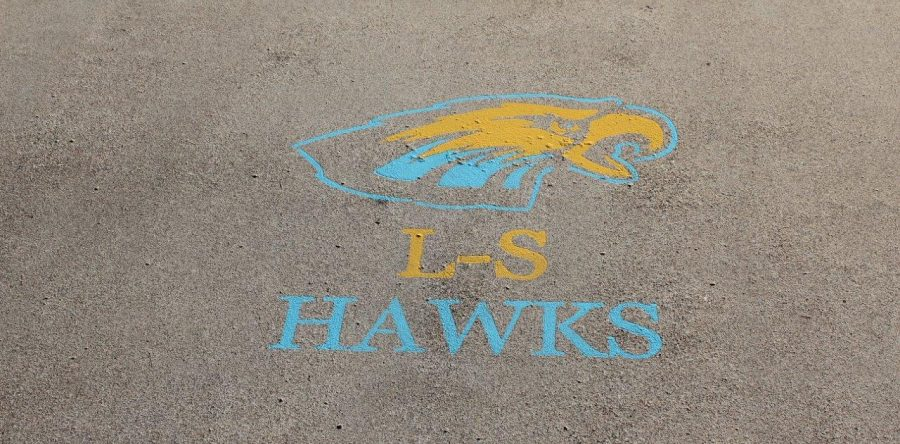 L-S after prom selling Hawk driveway design