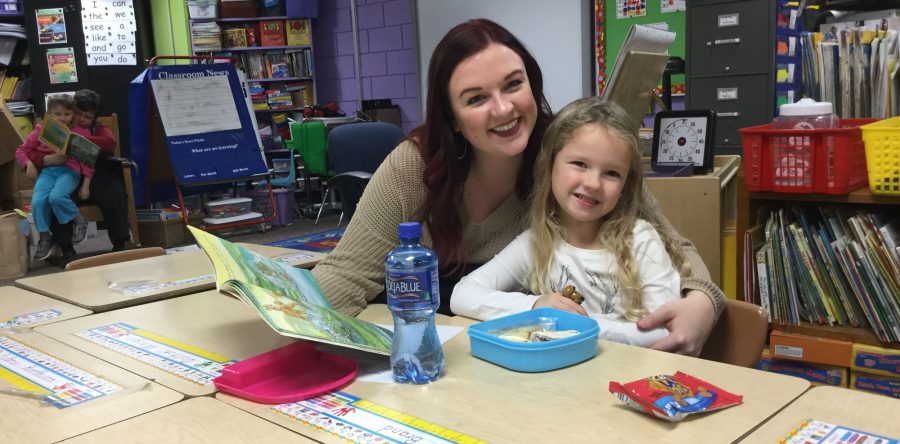 Family Early Literacy Night draws a crowd