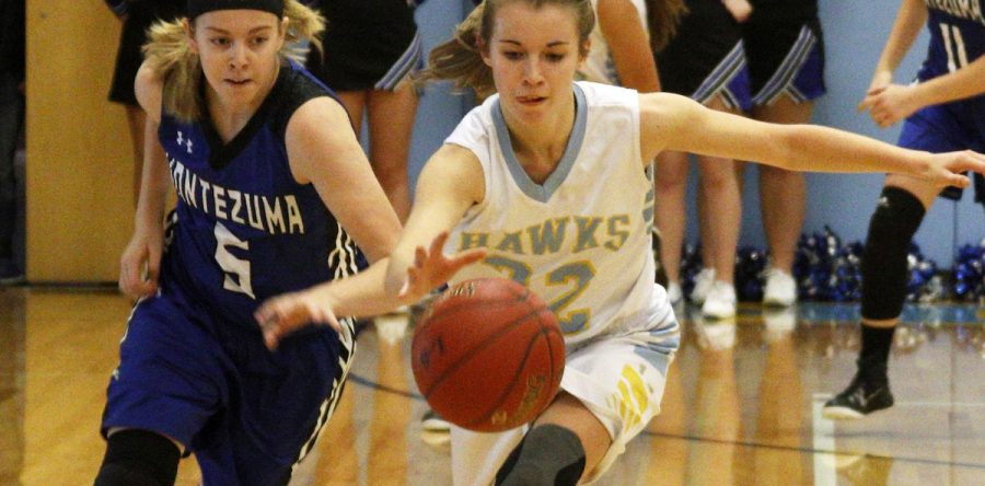 L-S girls upset 2A-ranked Montezuma