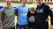 Family ties run deep for faithful Hawk fan