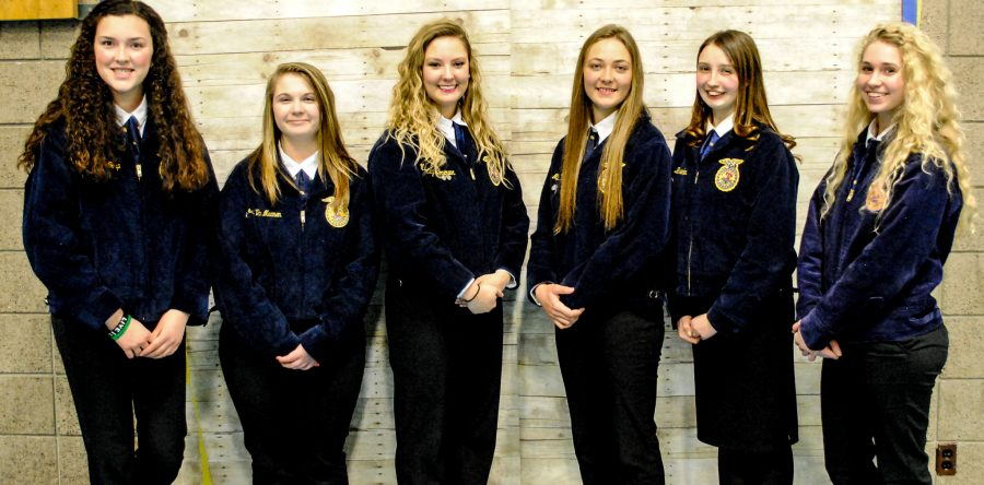 FFA celebrates with 65th Annual Banquet