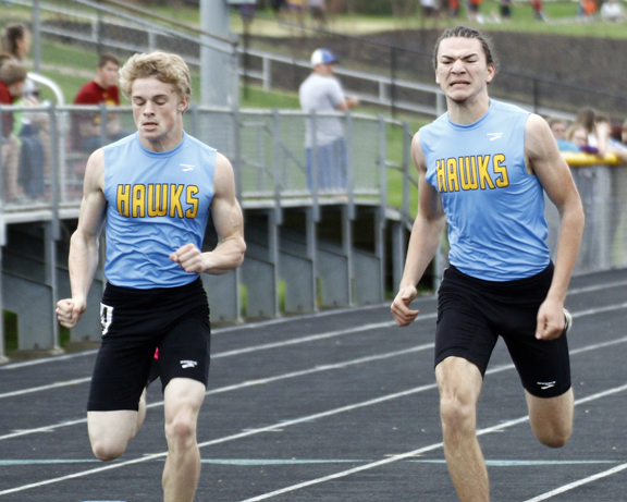 Hawk boys keep rollin', win their class at BGM