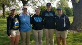 Girls golf season ends with best finish in five years