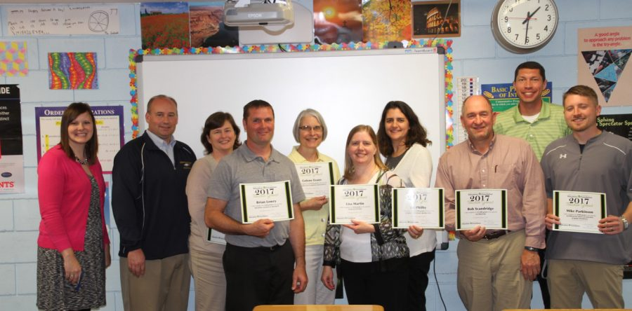 LSCEF awards nearly $5,000 in teacher grants