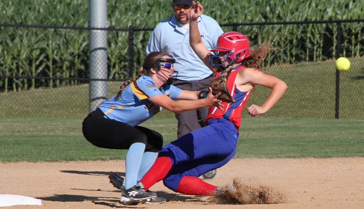 Regular season wrapping up for 16-9 L-S softball