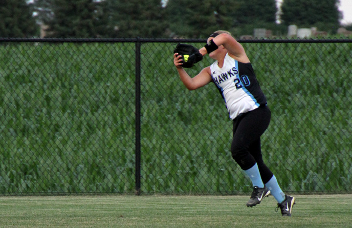 State qualifier Montezuma ends L-S softball season