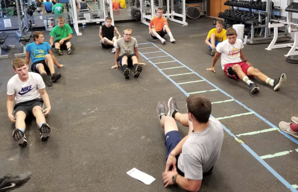 L-S partners with WPU to make strength and conditioning program stronger