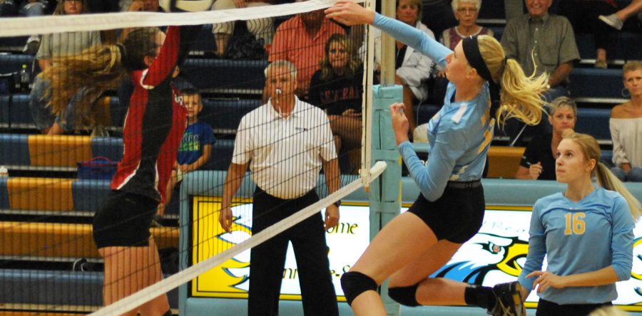 Hawk netters defeat NM in close matchup
