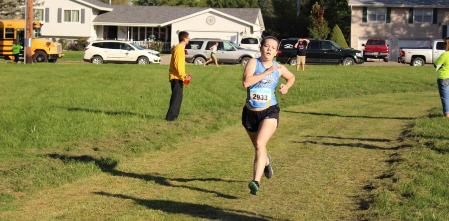 L-S cross-country: Shaver is state-bound