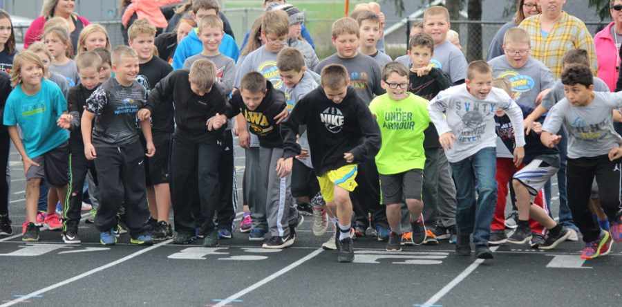 LSCEF Walkathon raises nearly $16,000