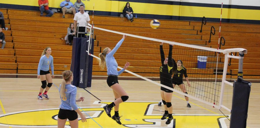 Hawk VB takes fifth in SICL Tournament