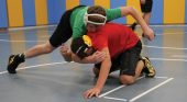 Two experienced seniors lead six-member wrestling team