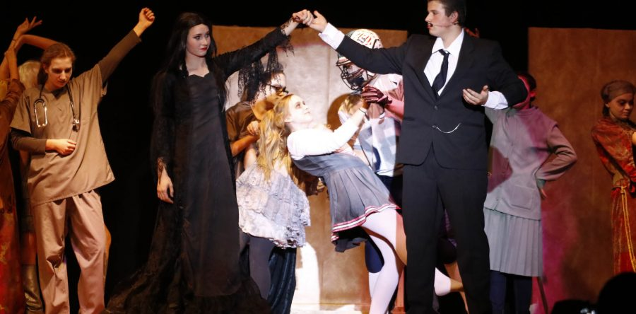 Lynnvile-Sully presents 'The Addams Family'