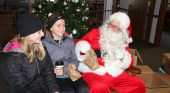 Attendees brave chilly temps to enjoy Sully Community Christmas