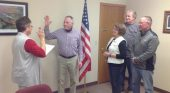 Lynnville, Sully City Councils swear in mayors, councilmembers