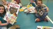 First book drive promotes love of literacy