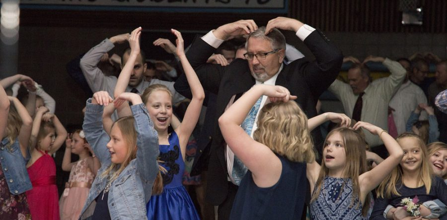 Dreams do come true: LSCEF hosts annual Daddy-Daughter Dance