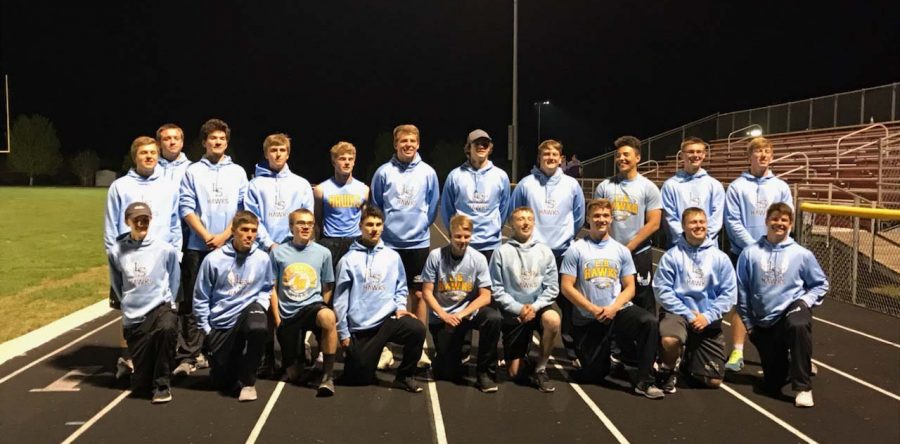 Eight Hawk boys heading to state in seven events