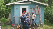 Alaska Adventure: Sully youth group serves at Victory Bible Camp
