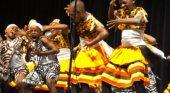 Imani Milele Children's Choir in Sully Aug. 18