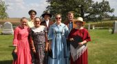 Blast from the past at Lynnville Historical Society cemetery walk