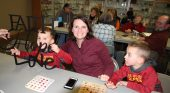 Bingo! Sully's Fall Family Fun Night draws a crowd