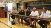 Informative public meeting shares school emergency operations plans