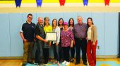 L-Steacher receives PEI's Educator of the Year award