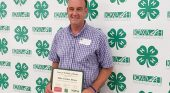 Mike Vander Molen inducted into 4-H Hall of Fame