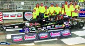 Brand wins Midwest ET Finals, Baarda finishes runner-up