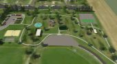 Sully Ballpark rejuvenation begins to fix outdated, little-used facility