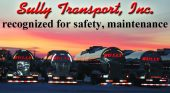 Sully Transport recognized for safety, maintenance