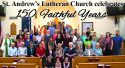 St. Andrew's Lutheran Church celebrates 150 faithful years