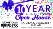 Come celebrate with us: Hometown Press hits milestone anniversary