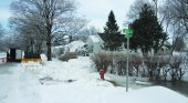 Tuesday dawns with water main break in Sully, more winter weather ahead