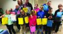 Killduff Hotshots 4-H Club donates to MercyOne Newton cancer patients