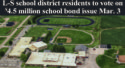 L-S School District residents to vote on $4.5 million bond issue Mar. 3