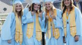 L-S Class of 2020 celebrates with outdoor ceremony