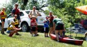 Heart of Worship reels in family fun at fishing event