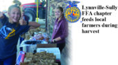 Local farmers treated to free meals this harvest season